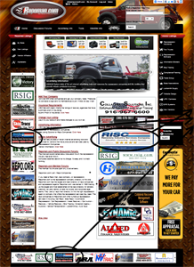 Picture of Premium Banner Ads